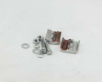Bi-metal Parallel Groove clamps
