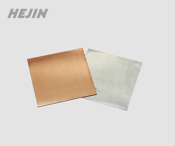 Copper clad aluminum bimetal sheet
